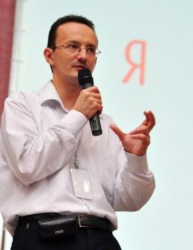 Александр Садовский. Руководитель поиска Яндекс