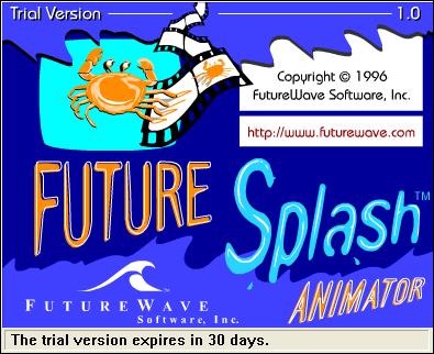 Future Splash Animator v.1