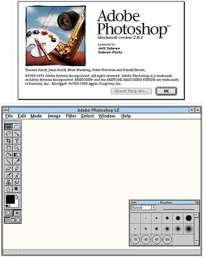 Photoshop – графический редактор, который до сих пор является самым популярным среди художников